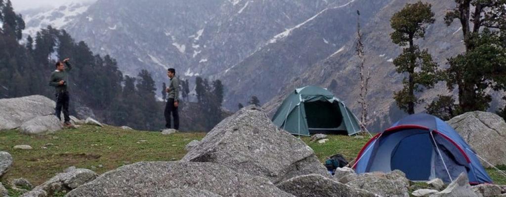 Camping & Angling tour