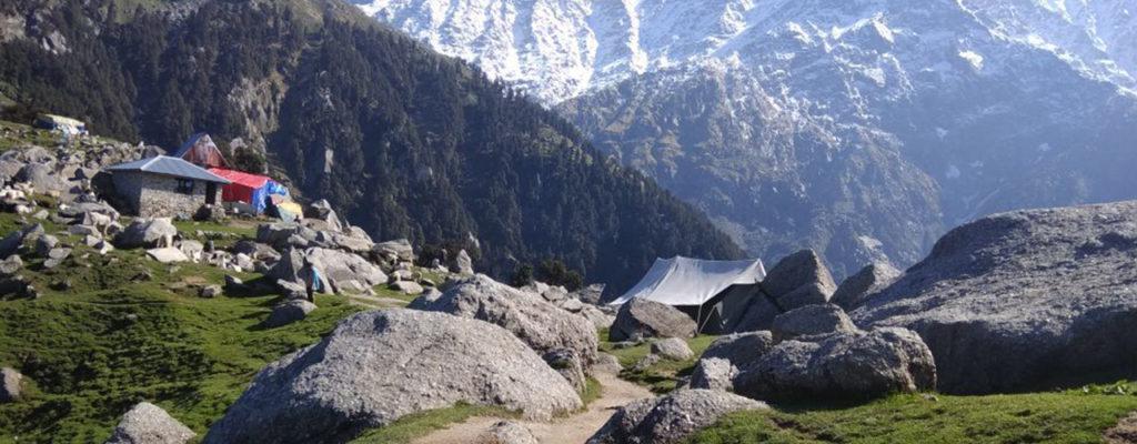 Trek to Manali via Thamsar